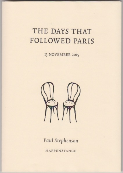 the days that followed paris