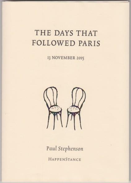 the days that followed paris