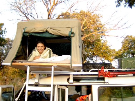 amali Camping in the Okavango