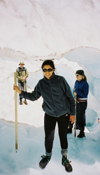 Amali New Zealand Glacier