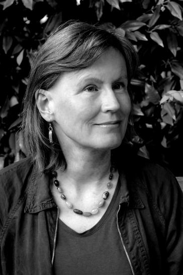 Fiona Moore BW by Naomi Woddis