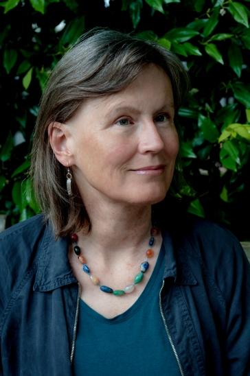 Fiona Moore by Naomi Woddis