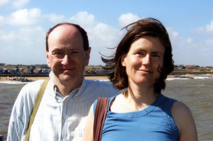 Graham & Fiona Southwold 2006