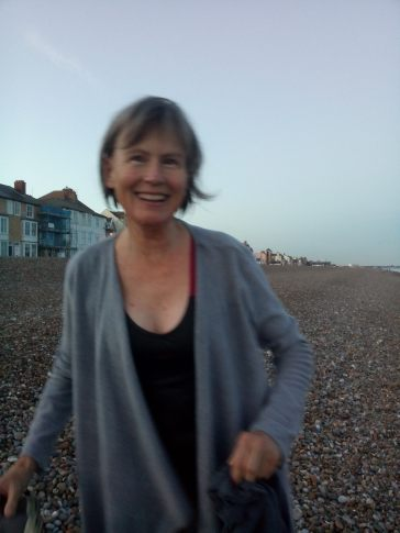 after an Aldeburgh swim 2018